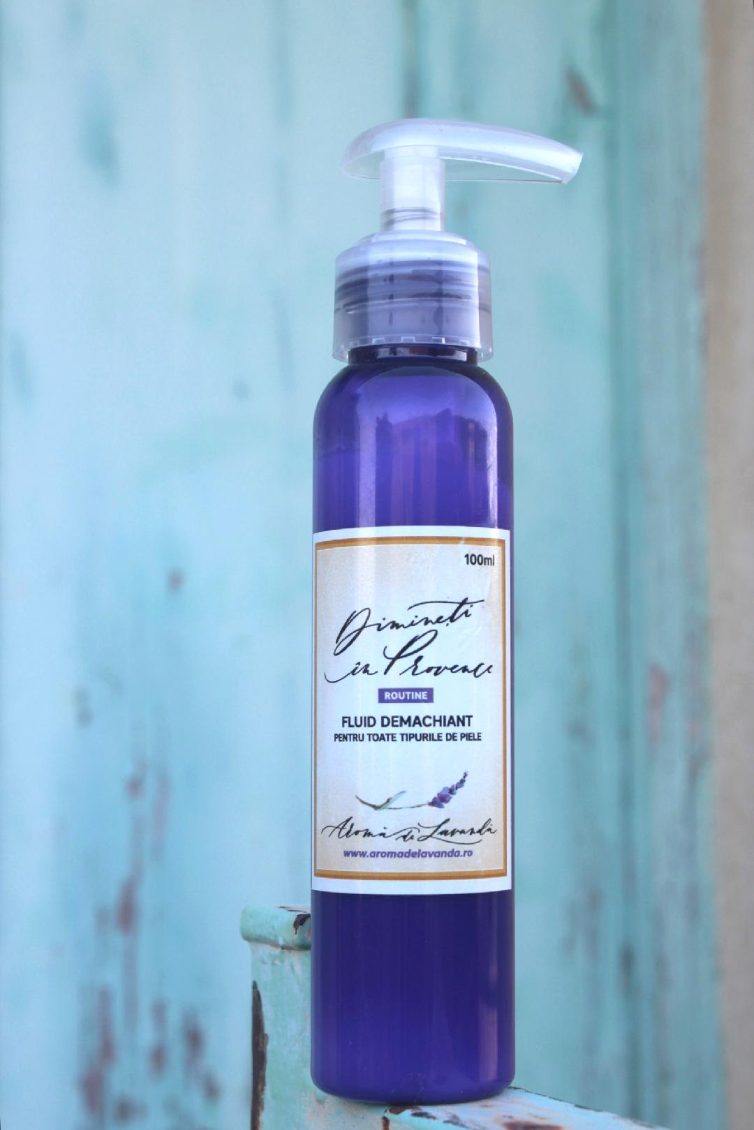 Dimineti in Provence-fluid demachiant 250 ml